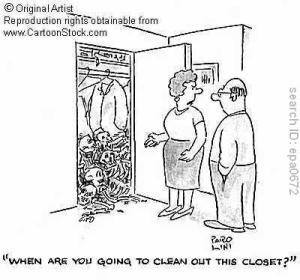 MessyClosetCartoon